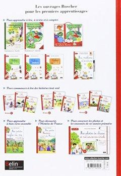 Livres Couvertures de Méthode Boscher ou La journée des tout-petits : Lecture écriture calcul
