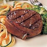 Omaha Steaks 12 (6 oz.) Bacon-Wrapped Top Sirloins