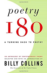 "Cover of ""Poetry 180: A Turning Back to P..."