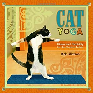 "Cover of ""Cat Yoga: Fitness and Flexibili..."