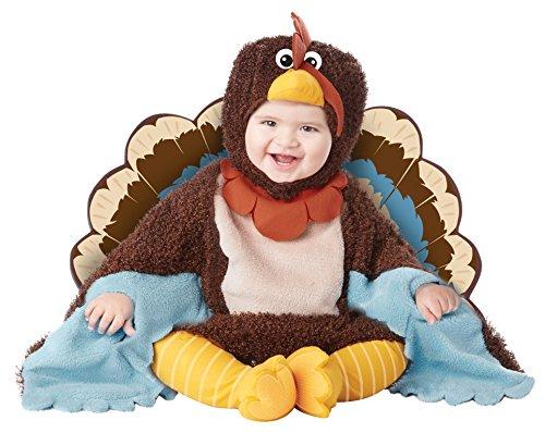 California Costumes Baby's Gobble Gobble Infant, Multi, 12-18