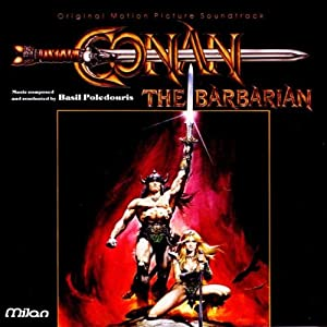 "Cover of ""Conan the Barbarian"""