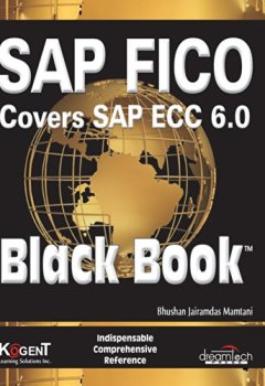 Livres Couvertures de Sap Fico Covers Sap Ecc 6.0 Black Book