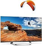 LG 47LM760S 119 cm (47 Zoll) Cinema 3D LED-Backlight Fernseher, Energieeffiziensklasse A+ (Full-HD, 800Hz, DVB-T/C/S2, InternetTV)