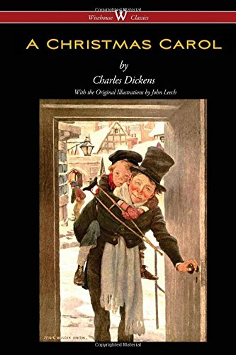 A Christmas Carol with original illustrations)