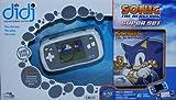 LeapFrog didj Sonic the Hedgehog Super Set Gaming System and Game Bundle