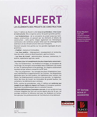 TÉLÉCHARGER NEUFERT PDF