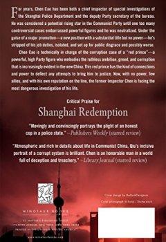 Livres Couvertures de Shanghai Redemption