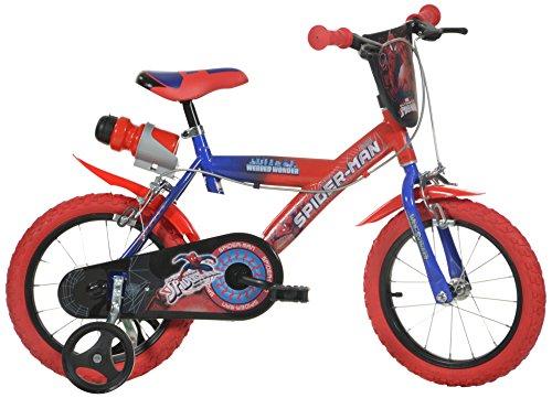 Dino 163G-SA - Bicicletta Spiderman 16