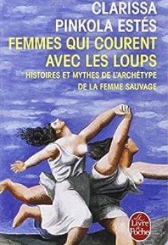 Livres Couvertures de Femmes Qui Courent Avec Les Loups