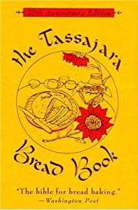 "Cover of ""The Tassajara Bread Book"""