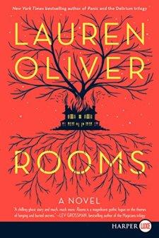 Rooms LP: A Novel by Lauren Oliver| wearewordnerds.com