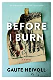 Before I Burn: A Novel (Lannan Translation Selection (Graywolf Hardcover))