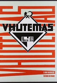 Livres Couvertures de Vhutemas (coffret 2 tomes) : Moscou, 1920-1930