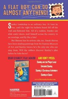 Livres Couvertures de Flat Stanley: His Original Adventure!