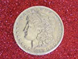 1890-O Morgan Silver Dollar Brilliant Uncirculated