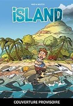 Livres Couvertures de Island, Tome 1