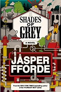 "Cover of ""Shades of Grey: A Novel"""