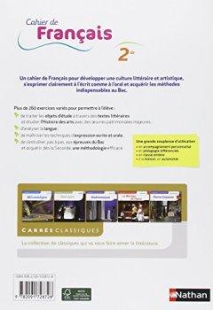 Telecharger Cahier De Francais 2de Pdf En Ligne Gratuitement