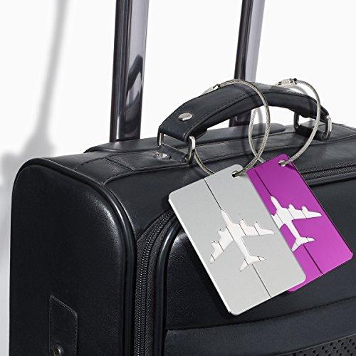 Avion 7 Sac Voyage Nuolux Modèle Couleurs Aluminium Bagages XuZPkiOT