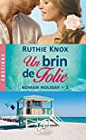 Roman Holiday. Tome 1 : Un brin de folie