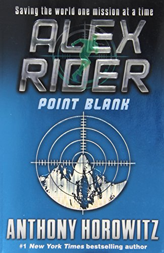 Image result for point blank book