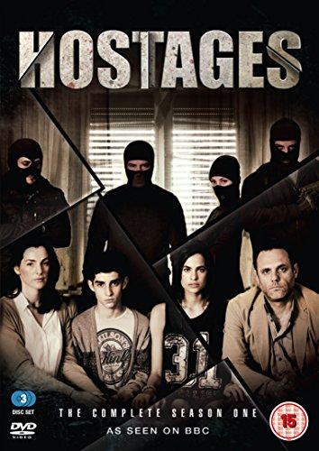 Hostages - The Complete Season One [DVD]