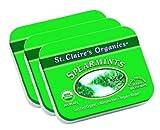 St. Claire's Organics® Spearmints, 1.5 oz Tin (Bundle of 3)