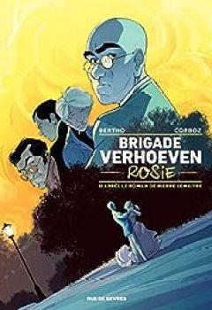 Livres Couvertures de Brigade Verhoeven, Tome 1 : Rosie