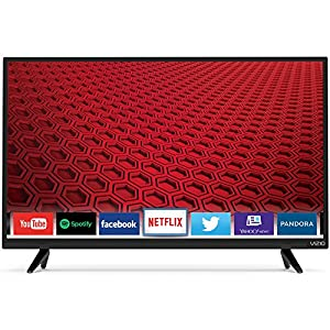 VIZIO E50-C1 50-Inch 1080p 120Hz Smart LED TV (Refurbished)