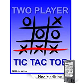 Two Player Tic Tac Toe (Kindle Edition)