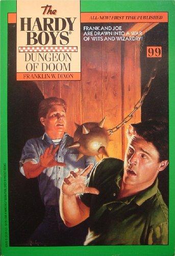 Dungeon of Doom (Hardy Boys, #99)