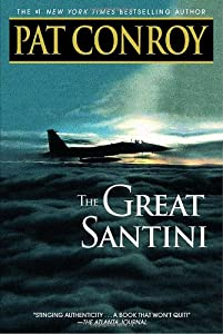 "Cover of ""The Great Santini: A Novel"""