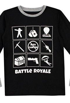 Livres Couvertures de Battle Royale - Ensemble De Pyjamas - Gaming - Garçon - Multicolor - 11-12 Ans