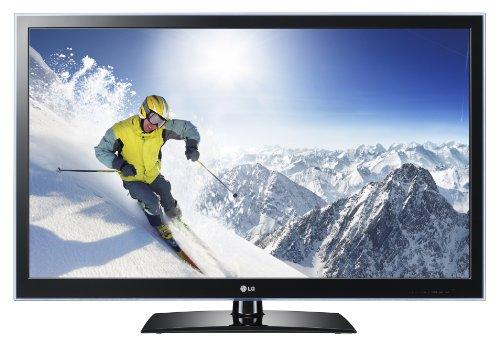 LG 47LV470S 119 cm (47 Zoll) LED-Backlight-Fernseher, Energieeffizienzklasse B  (Full-HD, 400Hz MCI, DVB-T/C/S ,CI+, Smart TV) schwarz