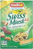 Familia Swiss Muesli (No Sugar Added) Cereal - 32 oz