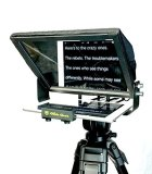 TMP-100-Glide-Gear-Adjustable-iPad-Smartphone-Teleprompter-w-Beam-Splitter-Glass-USA-COMPANY