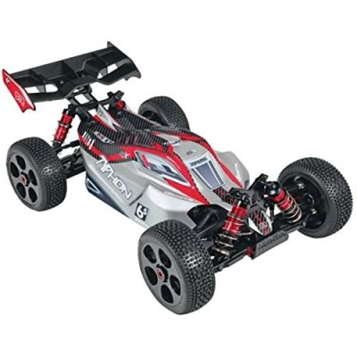 Arrma-18-Typhon-6S-Brushless-4WD-Speed-Buggy-RTR-Silver