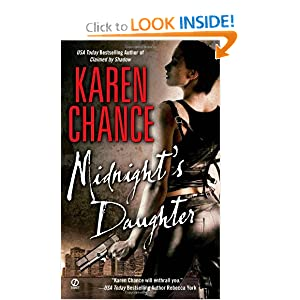Midnight's Daughter (Dorina Basarab, Dhampir, Book 1)