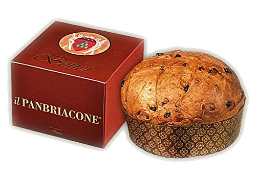酔っ払いのパネトーネ「パンブリアコーネ」450g Bonci社 イタリア産 (Panbriacone by Bonci)