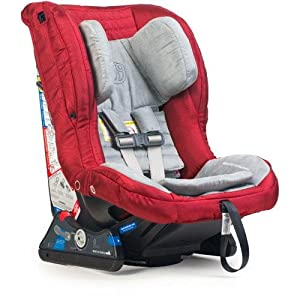 Orbit Baby Toddler Convertible Car Seat G2, Ruby