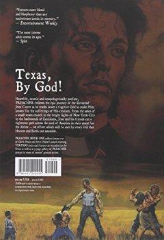 Livres Couvertures de Preacher Book One.