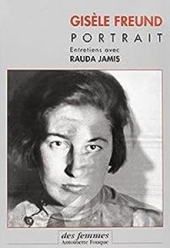 Livres Couvertures de Gisèle Freund : Portrait