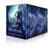 Gods and Mortals: Fourteen Free Urban Fantasy & Paranormal Novels Featuring Thor, Loki, Greek Gods, Native American Spirits, Vampires, Werewolves, & More| wearewordnerds.com