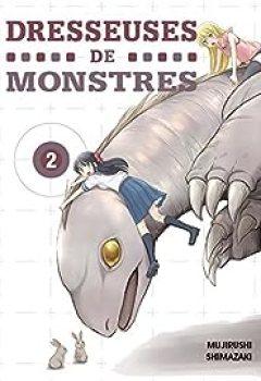 Livres Couvertures de Dresseuses De Monstres, Tome 2