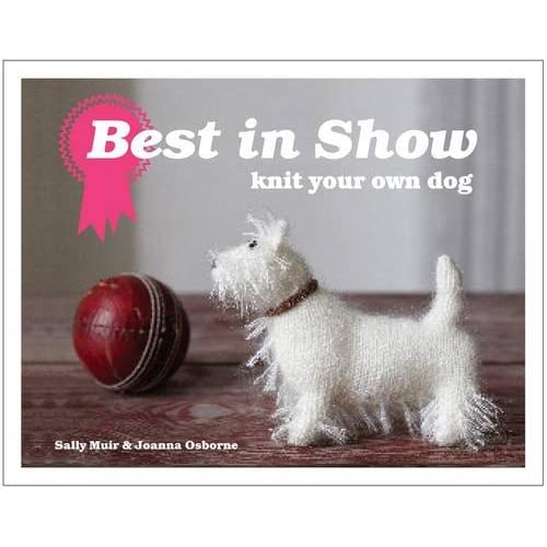 best in show: knit your own dog cover