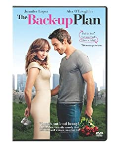 "Cover of ""The Back-Up Plan"""