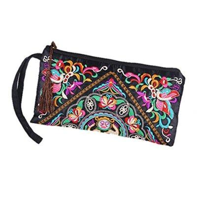 Froomer-Lady-Handbag-Purse-Handmade-Nation-Retro-Embroidered-Bag-Wallets