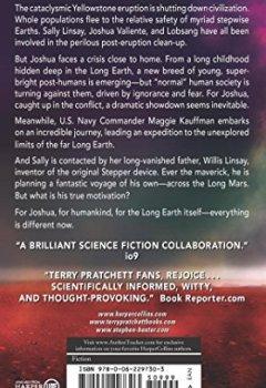 Livres Couvertures de The Long Mars