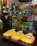 HEB Cafe Ole Ground Coffee 12oz Bag (Pack of 3) (Taste of San Antonio)